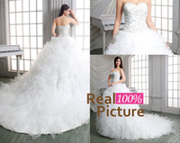 Cheap Ball Gown 2015 Wedding Gowns Best Model Pictures Sweetheart In Stock Wedding Dresses