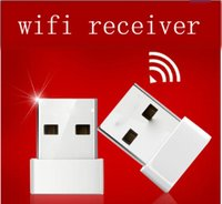 Wholesale Superior quality wifi receiver hot selling wireless receiver which is suitable for desktop or notebook to receive wireless