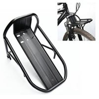 bicycle seat bracket - NewCycling Bike Bicycle Quick Release Extendable Rear Rack Seat Bag Bracket