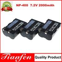 7d battery grip - Tianfen Hot Sale NP NP400 Camera Battery For Konica Minolta Dynax D D DiMAGE A2 A1