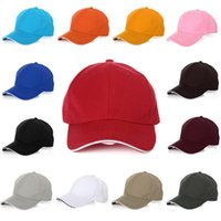 Wholesale New Han Edition Baseball Cap Plate Working Cap Advertise Hat Colors For Choose