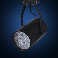 Wholesale Track Light led spotlights Led Track Light Spot Led Store Display Wall Lamp Soptlight Tracking led W