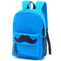 Wholesale New Korean Preppy styles women s backpack full beard backpack middle school student bag multiple color backpack