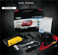 12v battery car - 2015 retail mAh V Car Jump Starter Multi Function Power Bank Battery Charger Booster Car Jump Starter