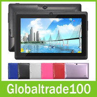 Cheap 7 inch 7 inch tablet Best Android 4.0 4GB 7 tablet