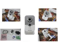 Wholesale Hikvision MP IP Camera DS CD3410FD IW POE P CCTV camera Onvif support WiFi Network mini Camera V5 DS CD3410FD IW