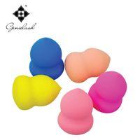 Wholesale 5pcs Makeup Foundation Sponge Blender Blending Cosmetic Puff Powder Smooth Beauty Make Up Tool