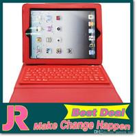 Wholesale USB keyboard Leather case For Ipad Air Ipad Mini Retina Samsung Tablet Bluetooth Wireless Colorful Keyboard