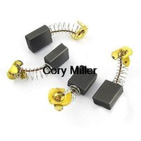 Wholesale Electromotor Replacing Part quot x quot x quot Carbon Brushes order lt no track