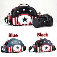 Wholesale New Style Camera shoulder bags Popular luxury women camera bag Beautiful lovely birthday present Suitable for all SLR camera bag