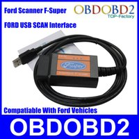Wholesale Professional For Ford F Super For Ford Gasoline Diesel Car For Ford Focus Fusion Mondeo Fiesta KA Transit USB Interface