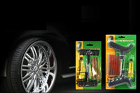 Wholesale Car fast Tyre vacuum tire tire repair tools motorcycle tire repair kit in big bold Universal