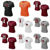 arizona t shirts - Baseball Shirts Arizona Cardinals t shirt Short Sleeve Practice women Baseball tshirt O Nec Tees Shirt color mix order size S XXXL