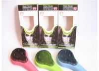 Wholesale Michel Mercier Detangling Hair Brush For Normal HAIR Hair Brushes Assorted Colors DHL