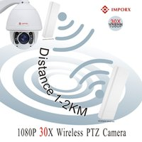 Wholesale high speed PTZ IP Camera support wireless wifi Full HD P x zoom dome camera outdoor security camera