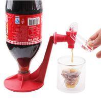 Wholesale Fridge Fizz Saver Soda Cool Saver Dispenser Bottle Portable Drinking Water Dispense Machine Gadget Party Freeshipping A3
