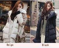 Wholesale 2015 Warm casaco feminino Winter Coats Women Plus Size Long Thickening Warm Down Parka Hooded Jacket Women Outerwear Down Parkas OXL15091403