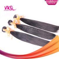 Malaysian Hair acid lights - A Peruvian Virgin Hair Silky Straight Unprocessed Weave Extensions