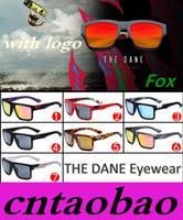 Cheap 2016 New fashion hot sale Brand Designer Mens outdoor sport Sunglasses The DANE F O X sunglasses MOQ=10pcs