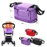 baby pram - Baby Diaper Bags Stroller Organizer Newborn Nappy Bags Stroller Accessories Baby Pram Products Buggy Storage Bag