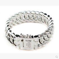 bar and plate - Netherlands Bracelet Brand TO Buddha sterling silver Bracelet Jewelry Fashion brand silver Bracelet for women and men BTB Perfect Small