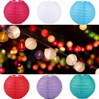 christmas paper lantern - Fashion Chinese Paper Lantern Christmas Wedding Party DIY Decoration quot cm Round Lanterns ZWZ