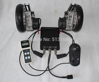 wheelchairs - 2014 V W quot Brushless Electric Wheelchair Conversion Kits with Electric Magnet Braking