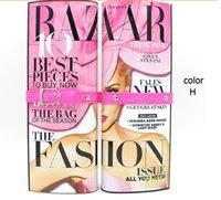fashion magazine - 2015 New fashion Europe and America women PU magazine cover evening bag Bridal clutch Chain Purse Wallet Makeup Kit Cross Body Bag