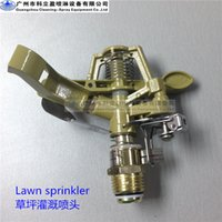 alloy sprinkler - 5 per quot Zinc Alloy garden sprinkler spray diameter of m