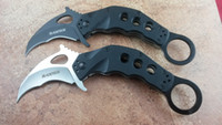 Wholesale Blade Tech Rip Tide Folding Knife quot Karambit AUS Stainless Steel Blade G
