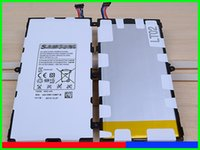 Wholesale New for samsung tab t211 t210 t2105 battery T4000E MAH