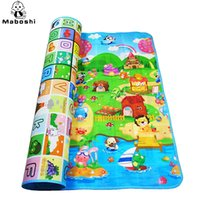 Wholesale Baby Crawling Mats cm Baby Carpet Children Rug Puzzle Mat Children Baby Newborns Developing Rugs Kids Toys For Play