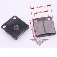 best brake pads - BEST SALE MOTORCYCLEF RONT BRAKE PAD FOR YAMAHA YFM250 ATV DIRTBIKE QUAD WITH HIGH QUALITY
