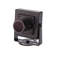 hot vedio - Hot Sale FPV Mini Digital Vedio Camera HD TVL for Aerial Photography Black Wide Angle