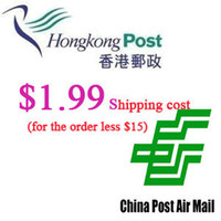Wholesale Special Link for the Order Less Than via HongKong or Chian Post Air Mail With Tracking Number
