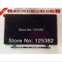 Wholesale 11 inches For Apple AIR a1370 a1465 mc505 md224 MD711 MD712 Glass LCD Screen B116XW05 V