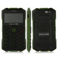 1.7 - Army Green inch HD Screen Melrose S2 Anti G GSM Dual Band Singe Sim Card MP Camera Portable Mini Children Elder Cell Phone