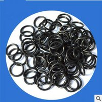 Wholesale NBR Oil resistant Waterproof Ring Type O Sealing ring Waterproof rubber ring High quality D0196