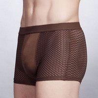 Where to Buy Mens Underwear Mesh Breathable Online? Where Can I ...