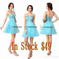 Cheap Real Photos 2015 Homecoming Dress Best A-Line Tulle In Stock Dress