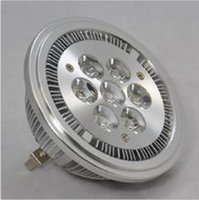 Wholesale AR111 V ac led lighting lamp GU10 G53 E27 W ar111 indoor light W Fastly delivery