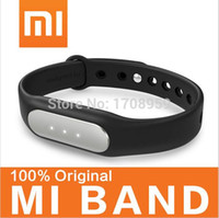 Wholesale 2015 New arrival Xiaomi MiBand Original Package Smart wristband Xiaomi Mi band Bracelet for Xiaomi MI4 M3 MIUI IN STOCK