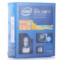 Wholesale Intel Intel X99 platform nm six core Core i7 K LGA2011 V3 GHz M