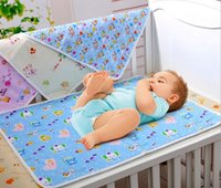 Wholesale Cotton cartoon waterproof baby changing mat baby products manufacturers baby mattress