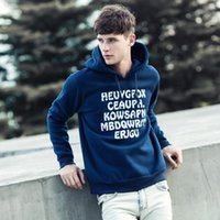 Wholesale Brand New Men s sports casual campus youth energetic fashion hip hop skateboard hoodies sweatshirts cotton blend five colors free shipp