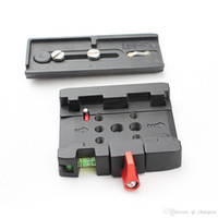 Wholesale Photography P200 Rapid Connect Adapter Camera Quick Release Plate Compat Manfrotto AH HDV HDV Q5