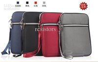 Wholesale 1000pcs High Quality quot Portable Bag Handbag Sleeve Protective Case for inch Tablet PC iPad iPad