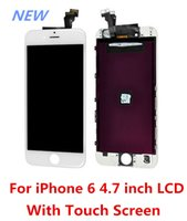 Wholesale NEWEST Brand NEW LCD Display Touch Screen Digitizer Replacement Parts For iPhone inch