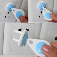 Wholesale New Electric Socket Outlet Plug Safe Lock Cover for Baby Kids Safety