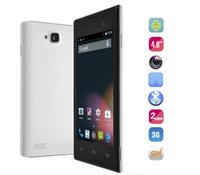 Wholesale Hot Sale Dual Core iNew U1 WVGA MTK6572 Smartphone Inch Android OS GB ROM MP Dual SIM G WCDMA MHZ